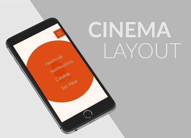 Cinema Layout