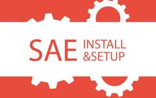 Single-App Edition install and setup