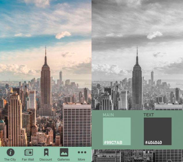 nyc app template get new templates for your app